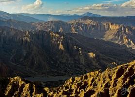 Tupiza: un exceptionnel paysage montagneux !
