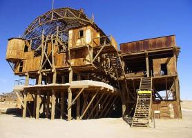 Usines d'Humberstone :la merveilleuse cité cachée en plein désert