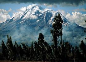 Volcan Chimborazo : le magnifique strato-volcan d'Équateur