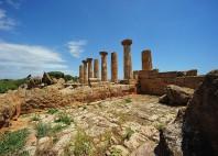 Zone archéologique d'Agrigente