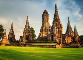 Ayutthaya: sur les traces des dieux Bouddha