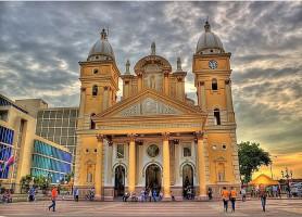 Basilique de Chiquinquira : la demeure de la Sainte Vierge