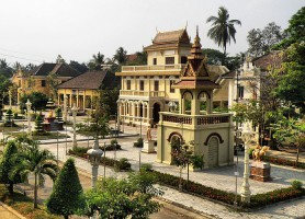 Battambang: la belle ville commerciale du Cambodge