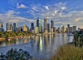 Brisbane : une ville agréable au sein d'une végétation luxuriante