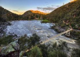 Cataract Gorge: l'époustouflante vallée paradisiaque