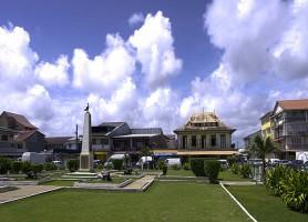 Cayenne : la belle île de la Guyane française