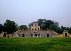 Cité impériale de Thang Long: un héritage inestimable!