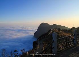 Emeishan: à la découverte d'une montagne mythique!