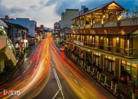 George Town: un merveilleux joyau en Orient