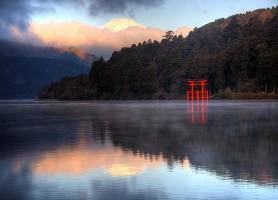 Hakone: un coin de terre hors du temps