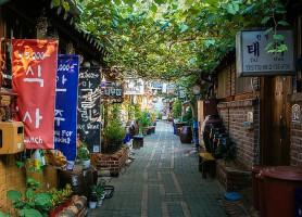 Insadong: découvriez une autre image de la Corée