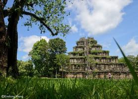 Koh Ker: la belle cité perdue cambodgienne