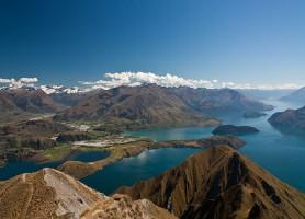 Lac Wanaka : un lac au cœur des glaciers