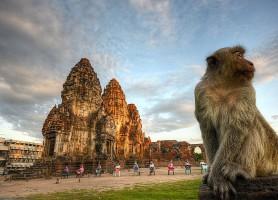Lopburi: la belle cité antique de la Thaïlande