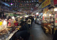 Marché de Gwangjang
