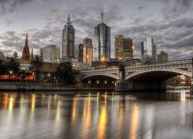 Melbourne: la plus belle ville de l'Océanie