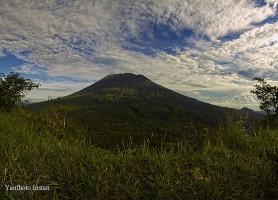 Mont Agung: la charmante montagne sacrée