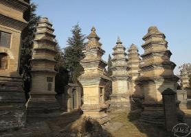 Mont Song : autour des Cinq Montagnes sacrées de la Chine !