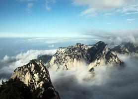 Mont Huashan: la splendeur du précipice!