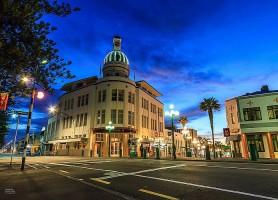 Napier: la lumineuse cité balnéaire d'art déco