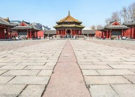 Palais de Mukden: immensité et splendeur!