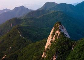 Parc national de Bukhansan: le séduisant parc des montagnes