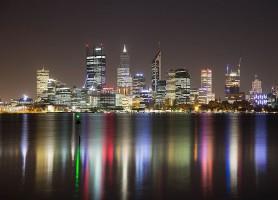 Perth: une citadelle à cent à l'heure