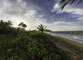 Plage de Montjoly: entre forêt luxuriante et longues plages dorées