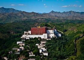Résidence de montagne de Chengde: un impressionnant édifice