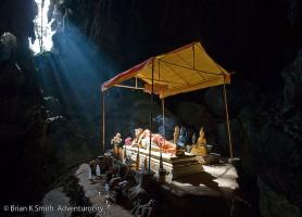 Tham Phu Kham: découvrez la belle vitrine du Laos