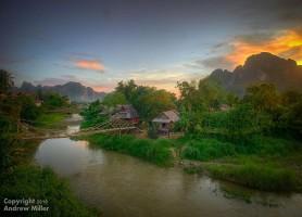 Vang Vieng: voici le lieu qui pourrait être l'Ibiza de l'Asie