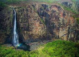 Wallaman Falls: une merveille de chute d'eau australienne