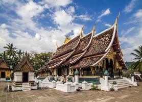 Wat Xieng Thong: le magistral palais des mosaïques