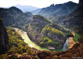 Wuyishan: explorez cette ville au charme discret!