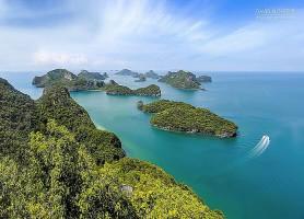 Île de Koh Samui: une merveille du golfe de la Thaïlande
