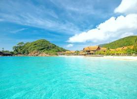 Île de Redang: soleil, mer turquoise et sable blanc!