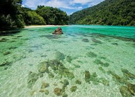 Îles Surin: un paradis pour les passionnés de la plongée