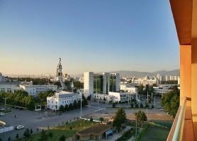 Achgabat: la cité aux magnifiques architectures blanches