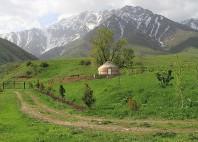 Réserve naturelle Aksou-Jabagly