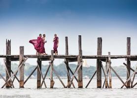 Amarapura: découvrez cette charmante cité monastère