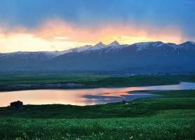 Aragats: la majestueuse montagne royale arménienne