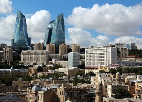 Bakou: la formidable oasis de la mer Caspienne