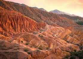 Canyon de Skazka: découvrez ces roches mystérieuses