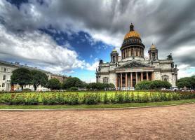 Cathédrale Saint-Isaac: le divin monument russe!