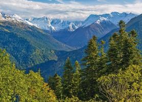 Caucase: le plus célèbre massif montagneux au monde!