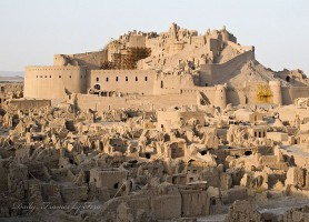 Citadelle de Bam: un site précieux de l'Iran