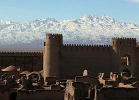 Citadelle de Rayen: une véritable attraction touristique de l'Iran
