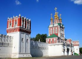 Couvent de Novodievitchi: la sublime demeure de la Vierge