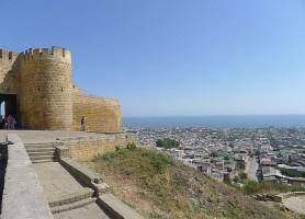 Derbent: découvrez le fabuleux fort caucasien