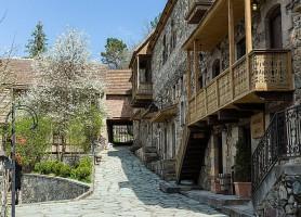 Dilidjan: une pittoresque ville de l'Arménie